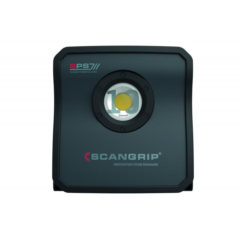 Scangrip Nova 10 SPS täiskomplekt -/10000lm