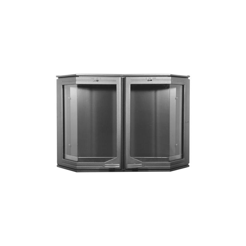 HTT 520 Kamina/Ahjuuks, Hall, Sisemõõt:655 x410 mm, Välismõõt:742 x 500 mm
