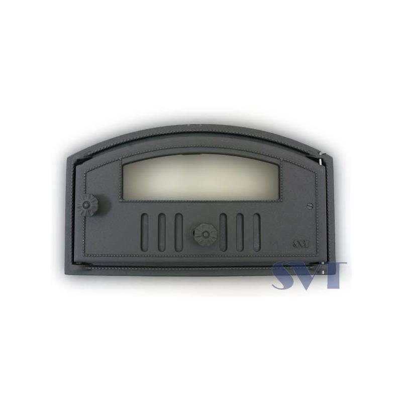 Leivaahjuuks,klaasiga Sisemõõt: 180/230x440mm, Välismõõt: 215/275x495mm