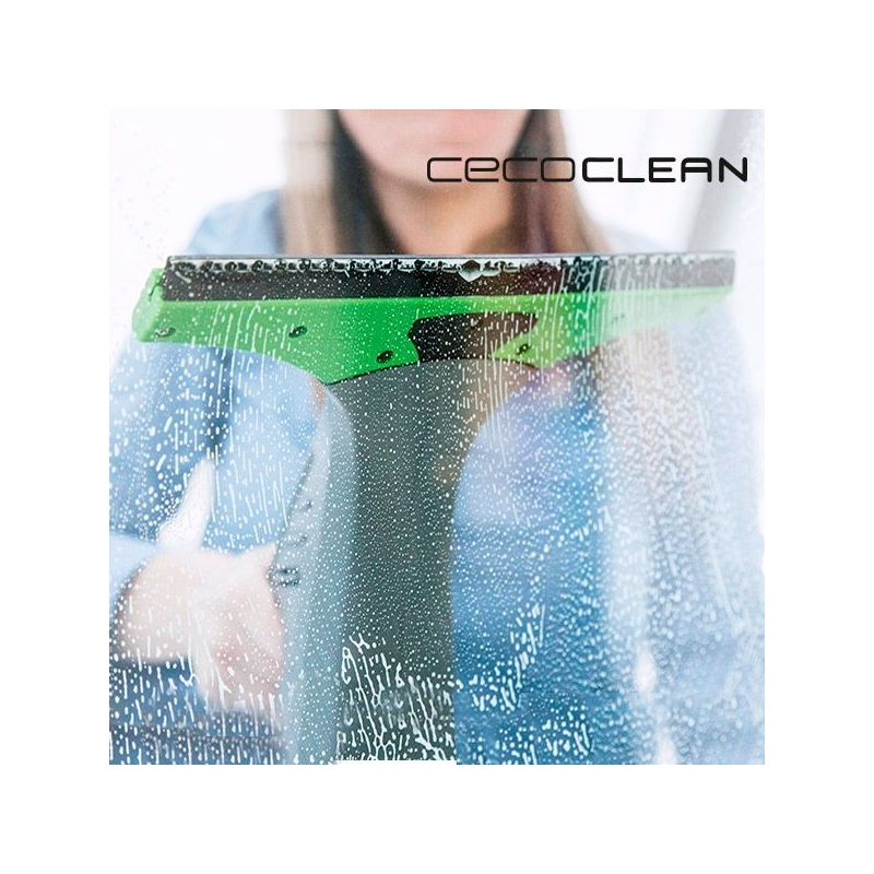 AKNAPESUR CECOCLEAN CRYSTAL CLEAR 5023 0,3 L 12W HALL ROHELINE JUHTMEVABA