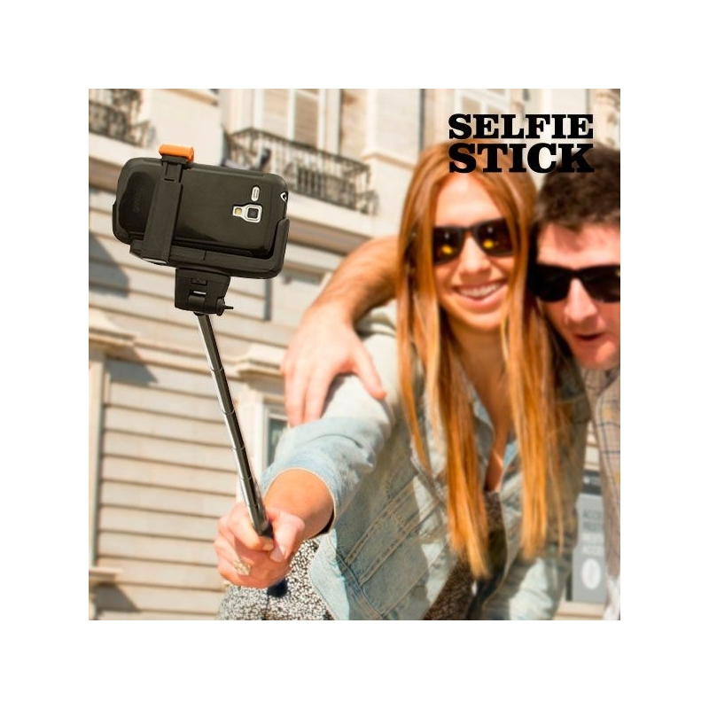 Pikendatav selfie pulk,  Bluetooth, Universal