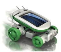 Treeningrobotite komplekt , 6 in 1, Solar