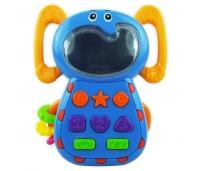 Baby mix.  Mänguasi elevandi kujuga, helidega. 0m+
