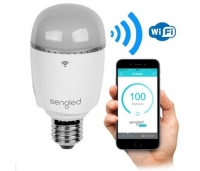 Sengled Boost LED-pirn võimendab sinu WiFi leviala (E27 matt)