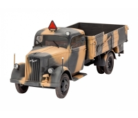 Revell German Truck TYPE 2,5-32 1:35