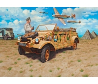Revell German Staff Car Type 82 KUEBELWAGEN 1:35