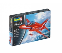 Revell BAe HAWK T.1 RED ARROWS 1:72
