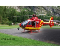 Revell Airbus Helicopters EC135 AIR-GLACIERS 1:72