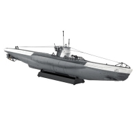 Revell German Submarine Type VII C  1:350
