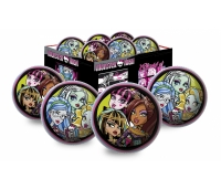 Smoby kummipall Monster High 15 cm.