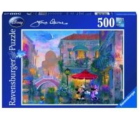 Ravensburger puzzle 500 tk Minnie ja Mickey