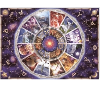Ravensburger puzzle 9000 tk Astroloogia