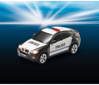 Revell Control sportauto BMW X6 Police