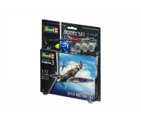 Revell Model Set Spitfire Mk.IIa 1:72