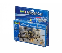 Revell Model Set UH-60A Transport Helicopter 1:72