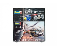 Revell Model Set Bell® UH-1H® Gunship 1:100