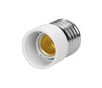 Lambipesa adapter E14 lamp - E27 pesa jaoks