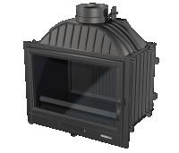 Kaminasüdamik TORRES standart, 8-16KW, ühe klaasiga
