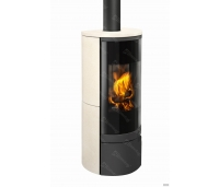 Kamin BELORADO 01 KERAAMIKA,  6KW, kõrgus 1211mm