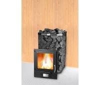 Skamet ST-216 GL, Pikendatud koldega suurema klaasuksega saunaahi 8-18 m³. Erinevad valikud