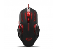 Hiir  APACHE - WIRED 6D GAMING OPTICAL MOUSE USB. Erinevad värvid