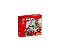 LEGO Juniors Raudmees vs.Loki