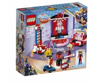 LEGO Super Hero Girls Harley Quinni ühiselamu