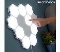 MOODULMAGNET- JA PUUTETUNDLIKE LED-PANEELIDE KOMPLEKT TILIGHT  (KOMPLEKTIS 3)