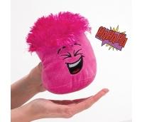 Naerev Plüüsmänguasi (roosa)