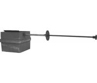 Pöördsiiber, 220x220mm