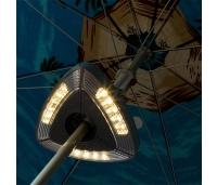 PÄIKESEVARJU LED-LAMP