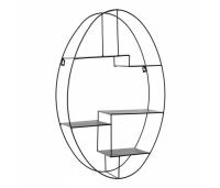RIIULID DKD HOME DECOR METALL (44.5 X 15.5 X 70 CM)