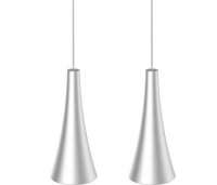 Sengled 2x Pulse Flex LED-pirni+ lambipesa Sengled Horn, hõbe kmpl