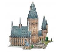3D Pusle - Harry Potter  Suur saal - 850 tükki