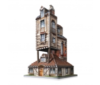 3D puzzle - Harry Potter, Burrow - Weasley perekodu - 415 tükki