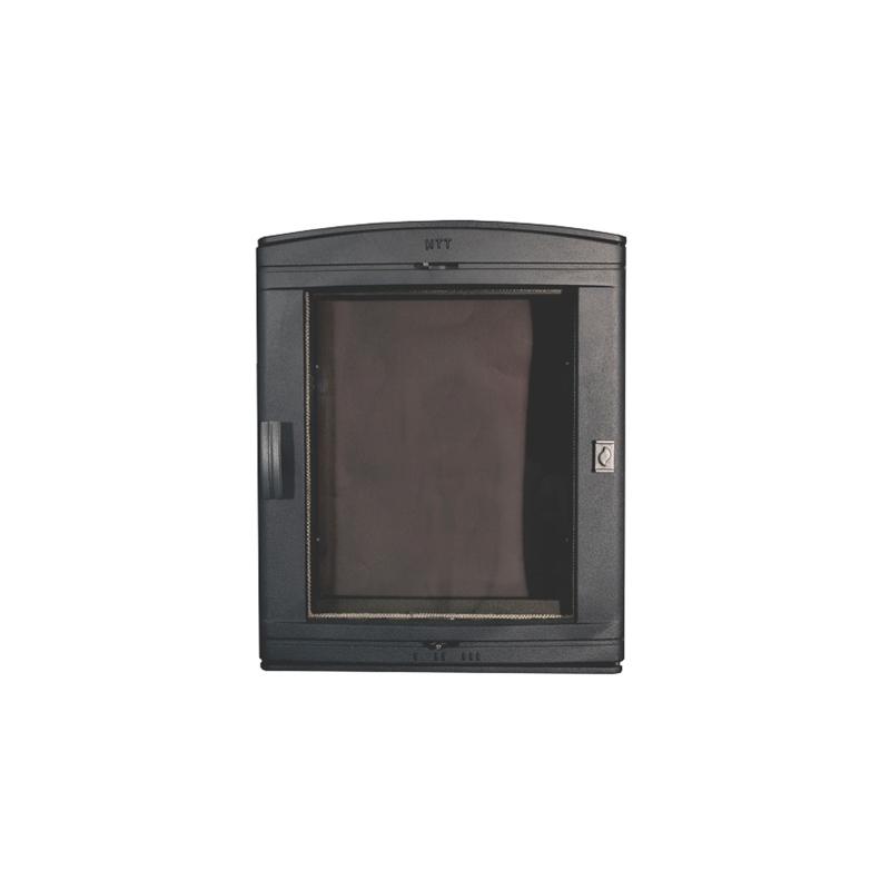 HTT 526 Kamina/Ahjuuks, Must, Sisemõõt:275 x355 mm, Välismõõt:365 x 450 mm