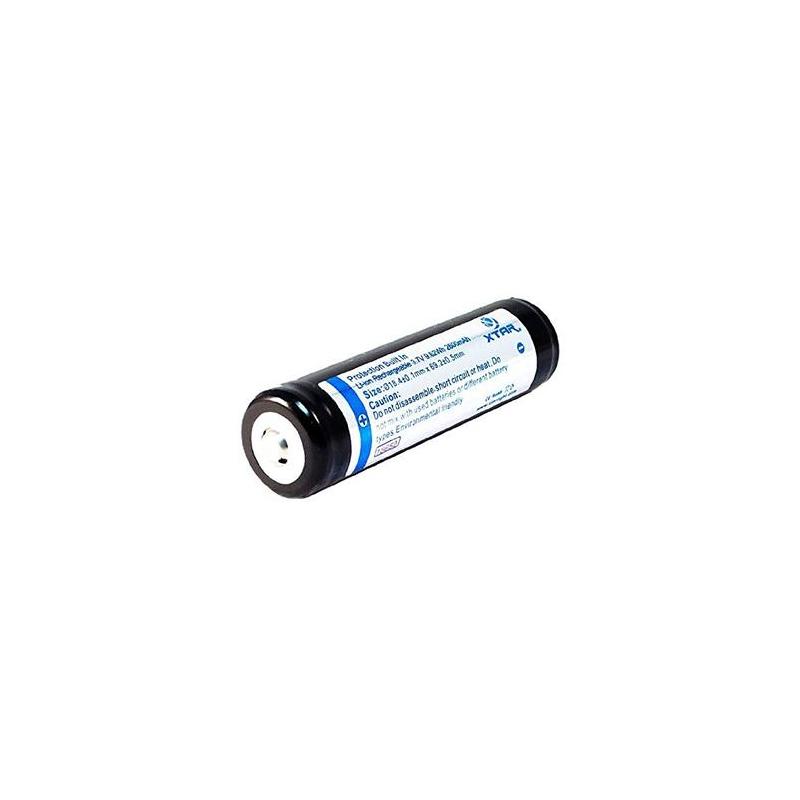 3500mAh 18650 Li-ion aku (Panasonic)