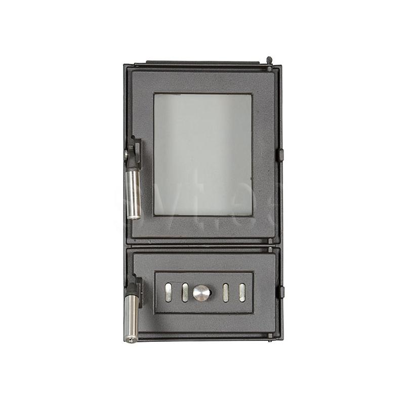 Pliidiuks 531 (klaasiga, gaasikindel, 370x185)