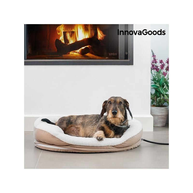 InnovaGoods soojendatav lemmikloomade voodi 18W