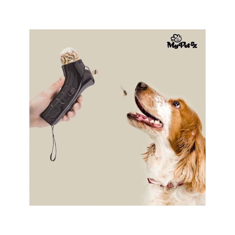 Click & Treat lemmikloomade toitja