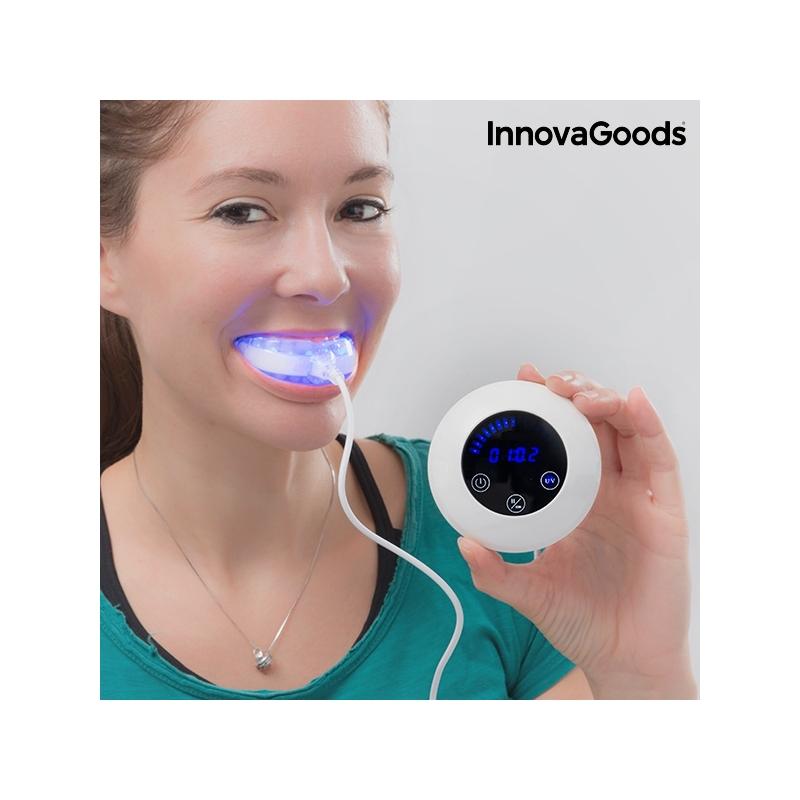 Professionaalne hammaste valgendamise seadeldis