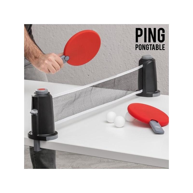 Kaasaskantav lauamäng Ping Pongtable