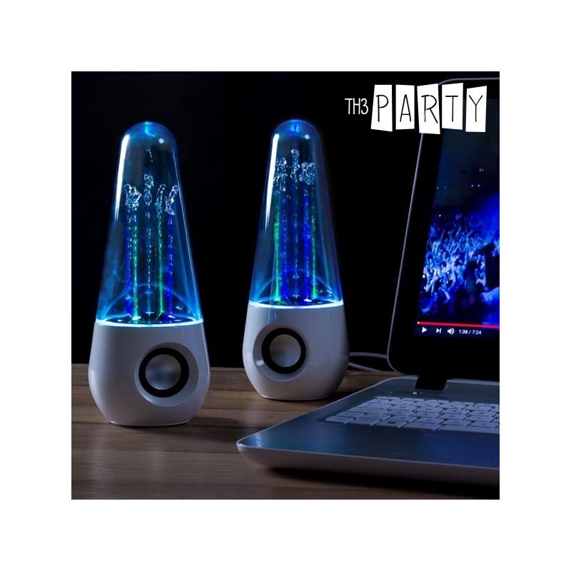 Th3 Party 6W Dancing Water Multimeedia LED kõlarid