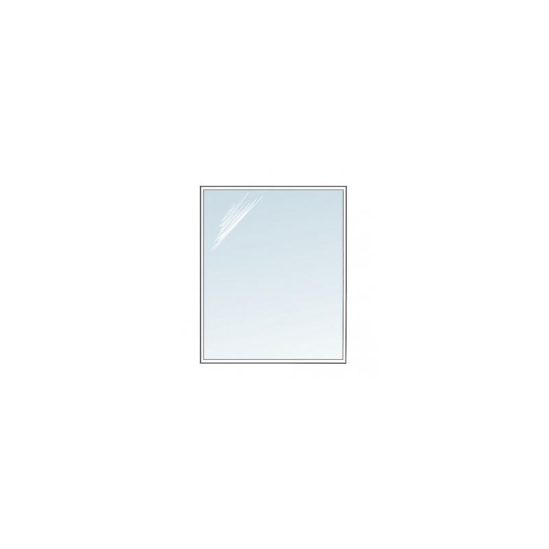 Ahju/ kaminaesine karastatud klaas 1000x1000x6 mm