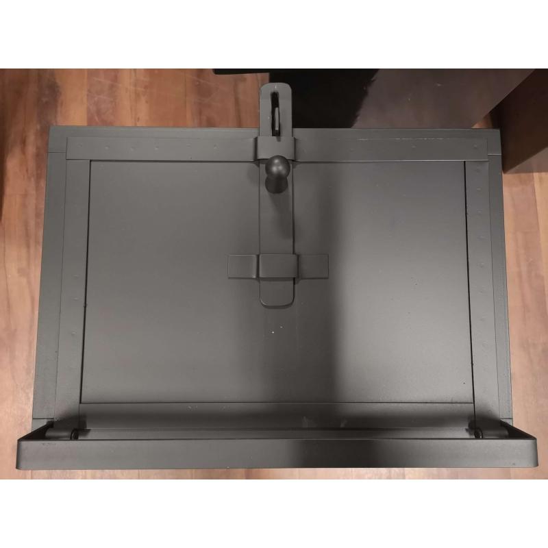 Praeahi musta uksega Rakvere (360X230X500mm)