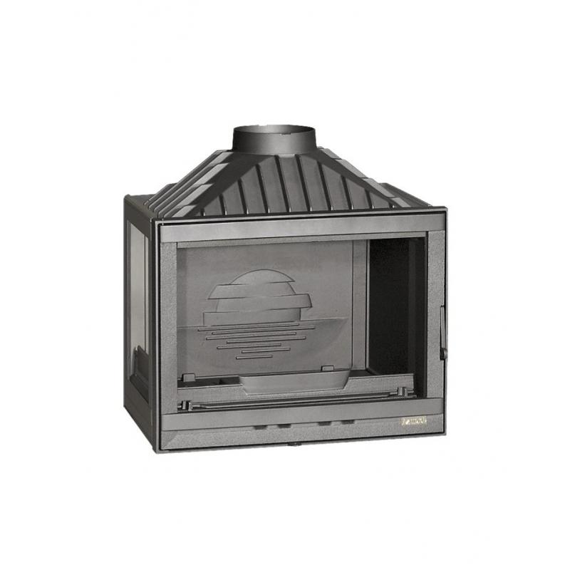 Kaminasüdamik 700 Compact vasak. nurga klaasiga 6277-54