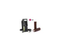 Noctigon KR1/KR4 akude ja laadija stardipakett