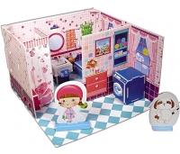 3D puzzle - Honey Room: vannituba. 41 osa
