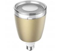 Pulse Flex LED-pirn + lambipesa Sengled Horn, kuldne kmpl