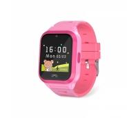 Nutikell HAVIT KW02 Kids GPS, roosa